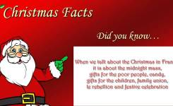 Christmas Facts About France