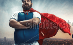 Image Source Funny Portrait Of Two Antagonistic Super Heroes