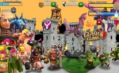 Foto Lucu Clash Of Clans Hd Terlengkap Display Picture Keren
