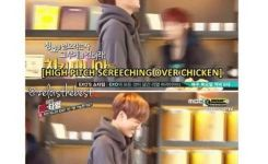 I Laughed So Hard At This Part Of Exo Showtime Kai And His Chicken May Be My New Otp You Guys