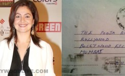 Pooja Bhatt Gets A Funny Fan Mail Thanks To Indian Postal Service