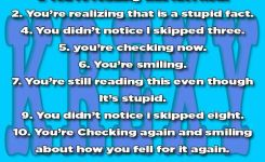 Funny Facts About You
