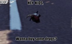 Meanwhile In Goat Simulator