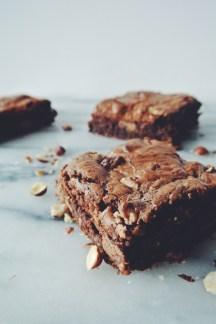 Peanutella Brownies