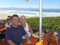 Lunch in Plettenberg