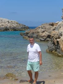 Don, Limionas Beach, Kos