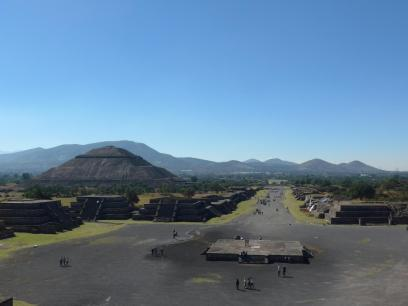 Teotihuacan - Avenue of the Dead