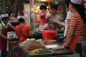 Market in the Muslim quarter, Xian, Shaanxi