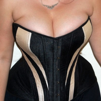9412601269b4b Custom Corsets for Large Busts  Eikhell Edwardian overbust