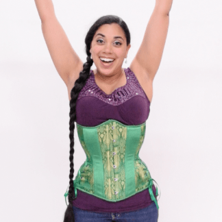 Hourglass Silhouette Longline corsets
