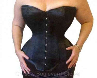 The Curvy overbust as it appears on Corsets Blvd Global's website. Click through to learn more.
