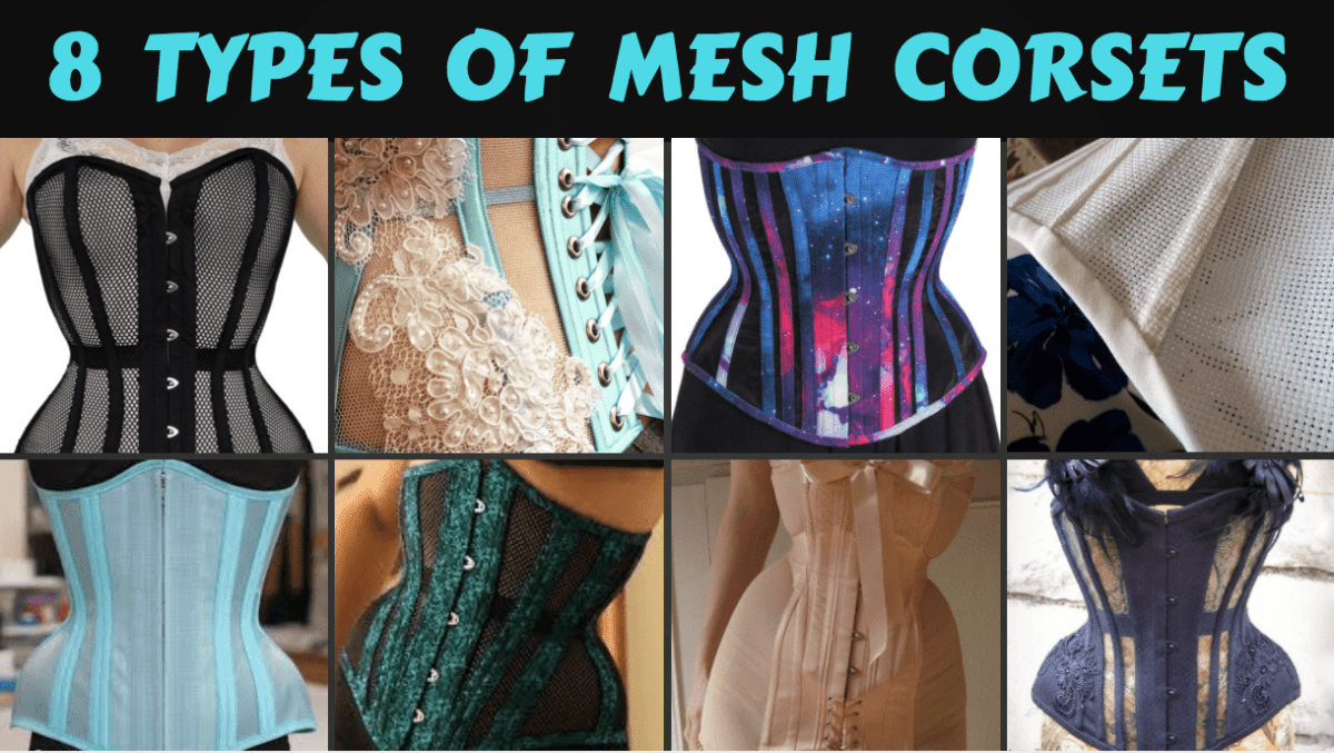 18a0d4d68e2 Comparing Different Mesh Corsets – Lucy s Corsetry