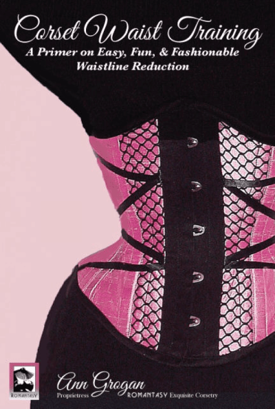 "0b958b3d353 Corset Waist Training"" Primer (Romantasy) Book Review – Lucy s Corsetry"