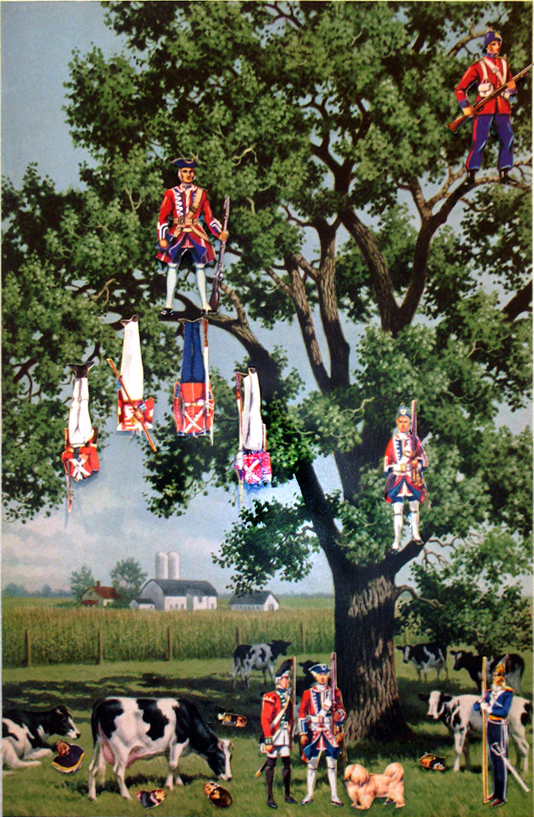Up Soldier Tree