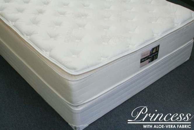 Princess Pillow Top Mattress Sets