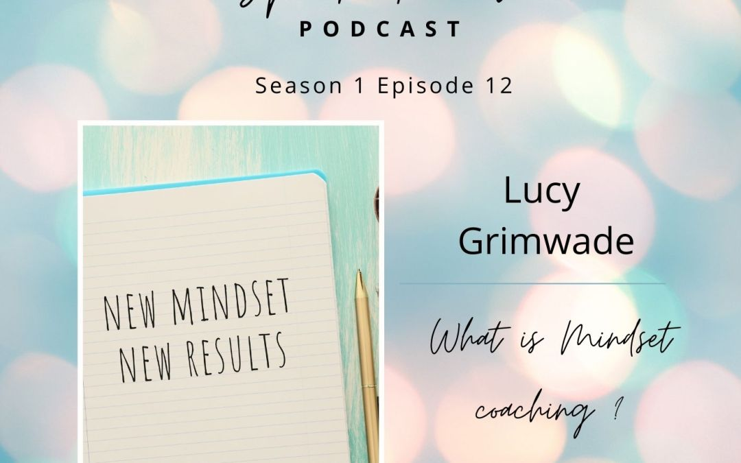 S1E12: An introduction to Mindset Coaching