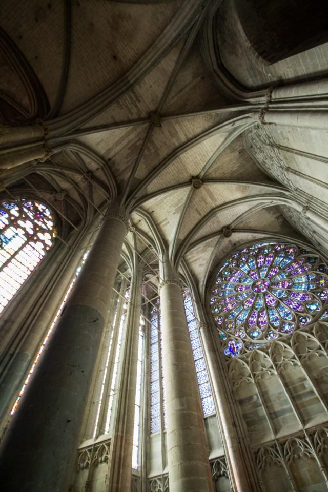 St Nazaire, Carcassonne