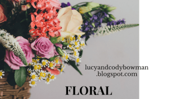 A Ray of Color on a Gloomy Day: Flower Arranging