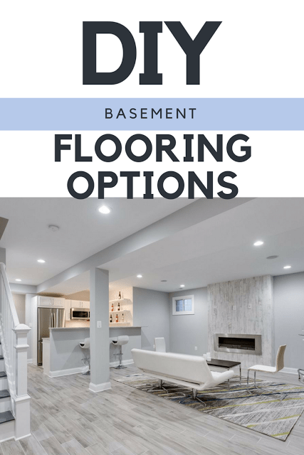 DIY Basement Flooring Options