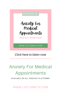 anxiety for medical appointments