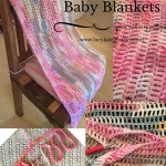 Quick And Easy Crochet Baby Blanket Lucy Kate Crochet