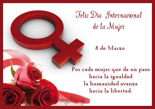 Dia Internacional de la Mujer (5/5)