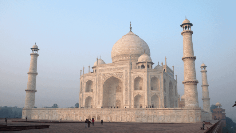 tips for visiting the taj mahal