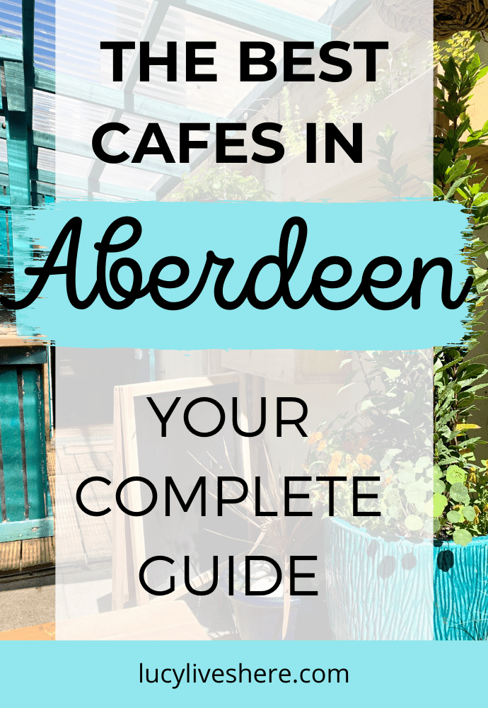 cafes in Aberdeen