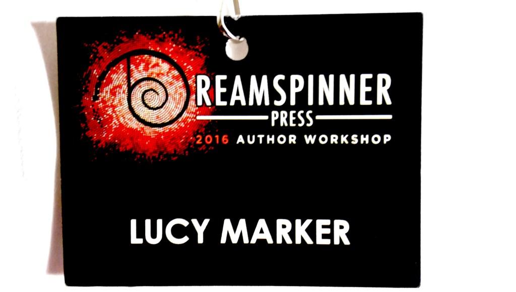 Dreamspinner Press Badge