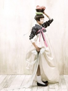 From Vogue Korea by Kim Kyung Soo