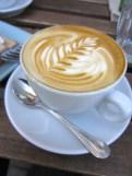 Cappuccino at Craftsman & Wolves
