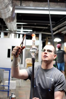 Simon Pearce Glassblowers