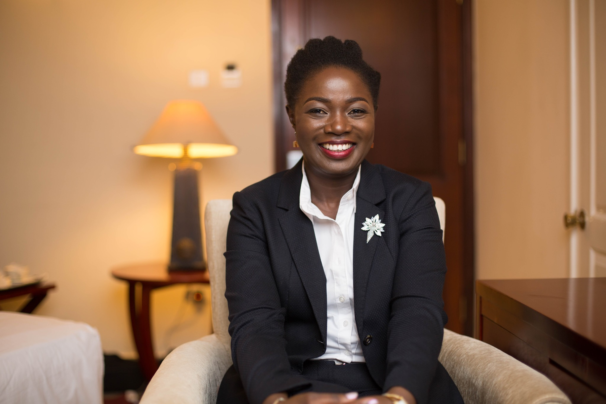 Meet Lucy Quist: the most powerful woman in Ghanaian football