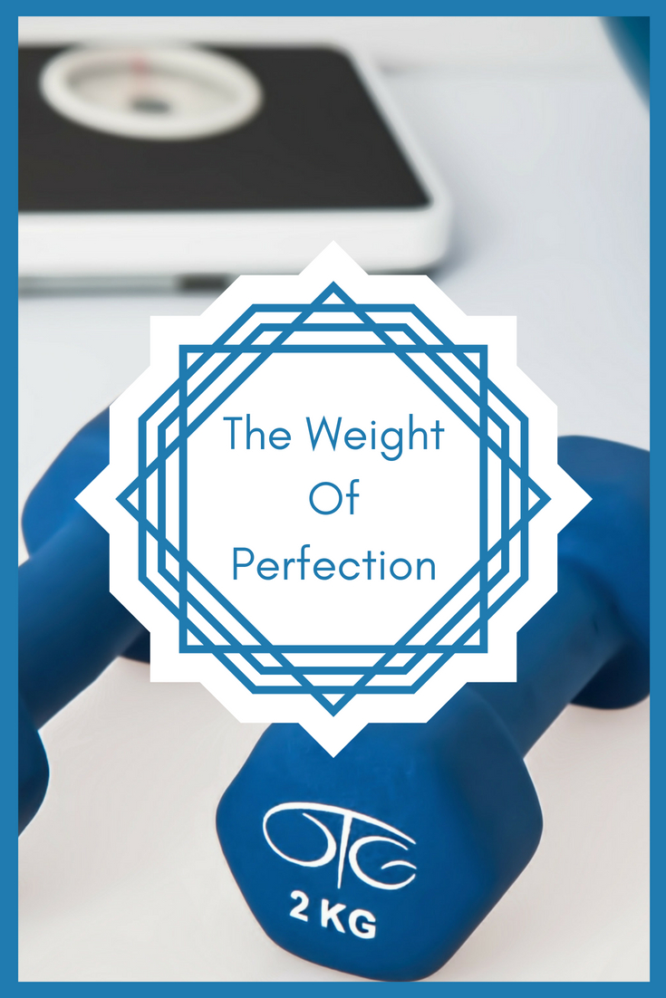 the weight of perfection