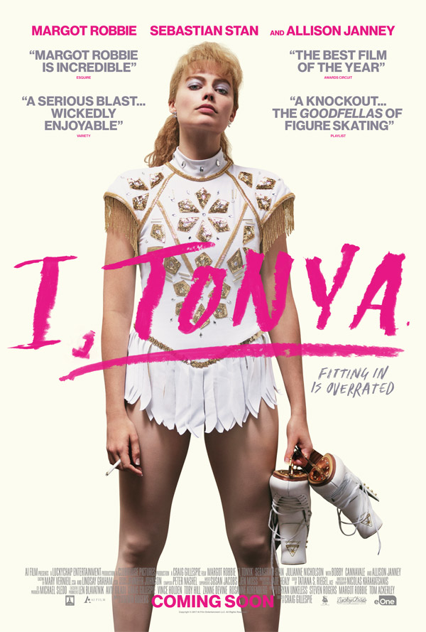 I, Tonya: A Biopic Of Unfortunate Events (Review)