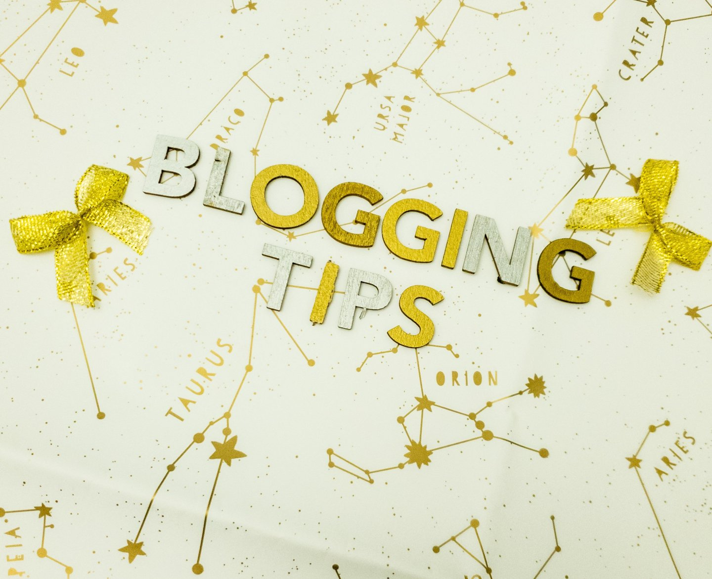 My Top 5 Blogging Tips For New Bloggers