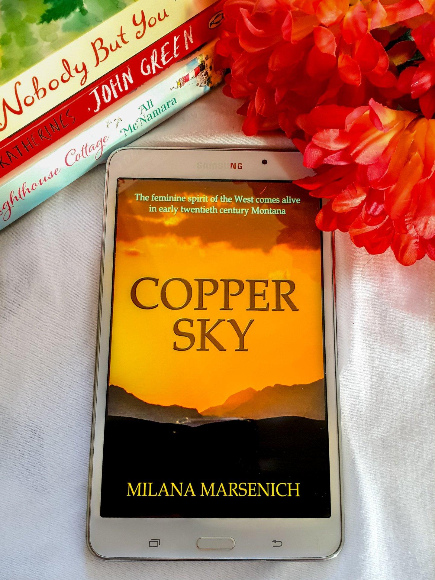 The copper sky