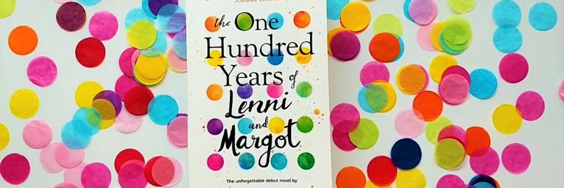 one hundred years of lenni and margot cover