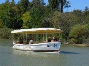 Kamchia motorboat
