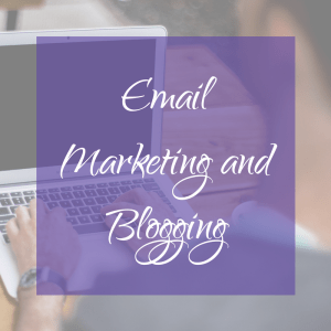 email marketing and blogging, social media manager, Lucy Rowett