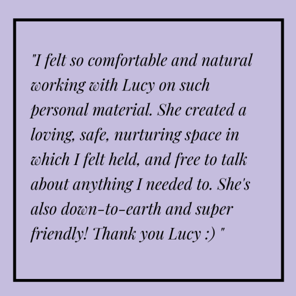testimonial, sex goddess, sex and relationship coach, Lucy Rowett
