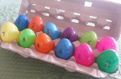 resurrection eggs, creative lent ideas for families, easter, storytelling