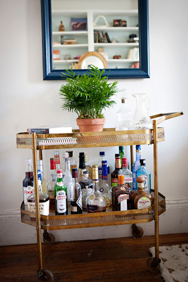 Drinks Trolley A Great Display Alternative