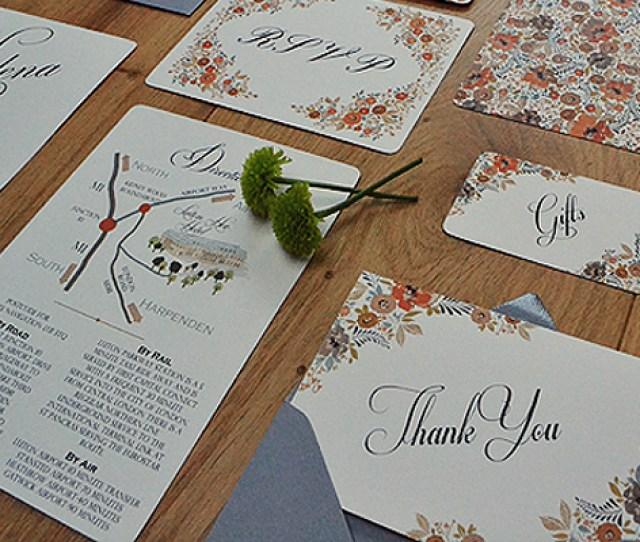 Wedding Stationery Ideas Hn Bespoke Wedding Invitations