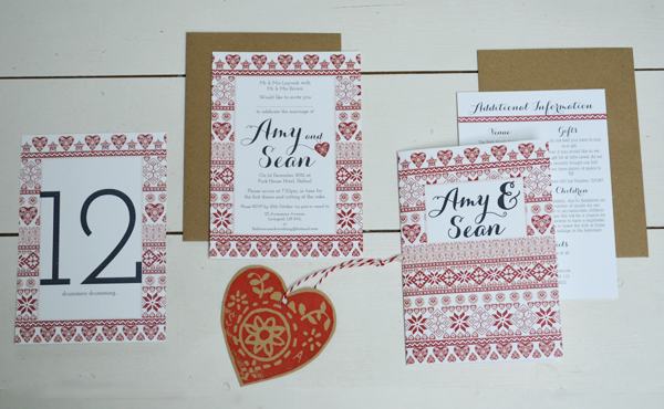 Christmas Wedding Invitation Should Be