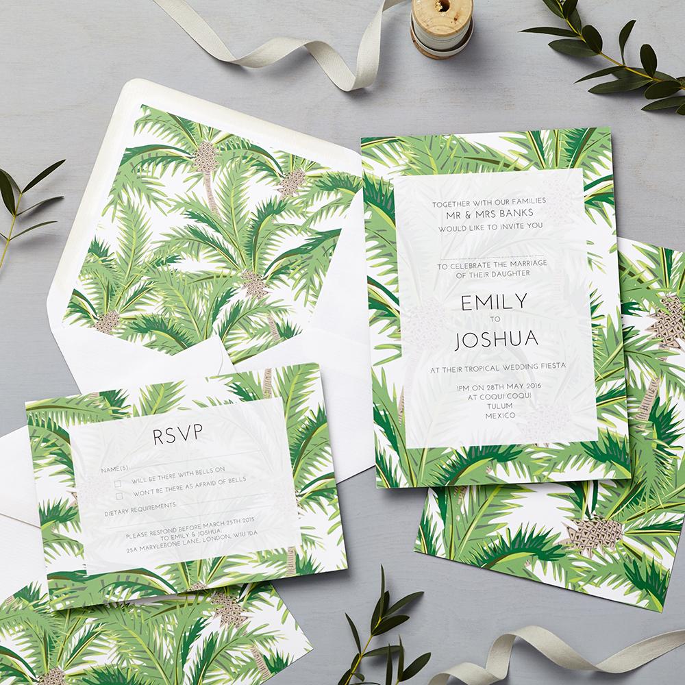 Custom Wedding Invitations Uk