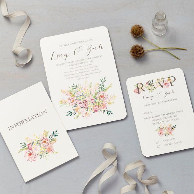 Celebrity Wedding Invitations With Great Design For Amazing Invitation Sample