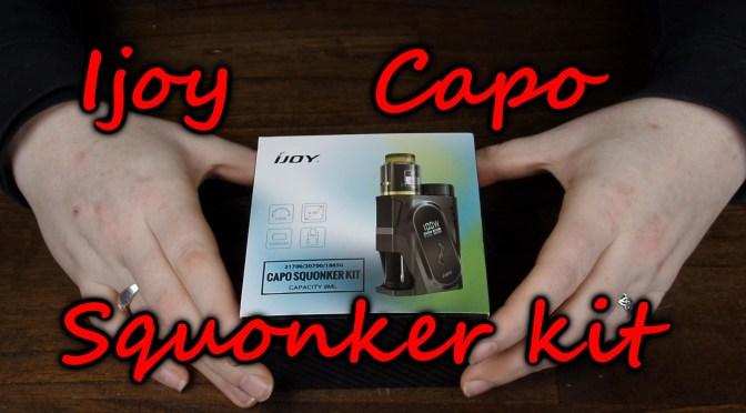 Ijoy Capo Squonker