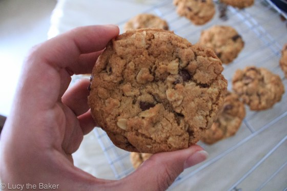 Brown Butter Oatmeal Chocolate Chip Cookies_3
