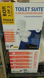 wc toilette portatile